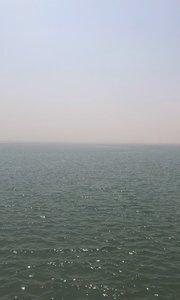我们的蓝色海洋港真漂亮