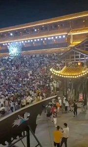 旅游复工复产之后我们张家界的魅力湘西大剧场已经是人山人海了,一票难求额[捂脸]