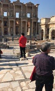 拥有2千年历史的以弗所古城