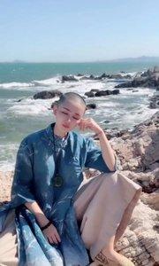 视频是在美丽的渤海拍的,分享曹操的《观沧海》给大家,拍的不是特别好,莫怪。