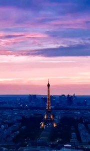#带着花椒去旅行 @? 巴黎小鱼儿 带你去法国巴黎看埃菲尔铁塔