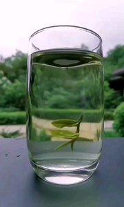 人生似一杯清茶,细细品味,才能赏出真味道。