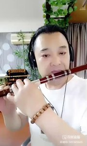 #弹唱最治愈 @竹笛~艺海? 竹笛艺术,有多少人敢兴趣呢?