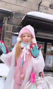 好久没听到我的声音!耳朵都痒痒了!哈哈哈~跟我一起打雪仗呀!