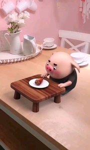 加油,你是最胖的#猪小屁