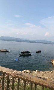 千岛湖渔船