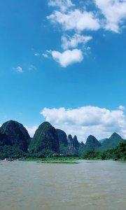 广西桂林漓江美景!