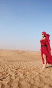 沙漠之旅!这里美的像幅画
