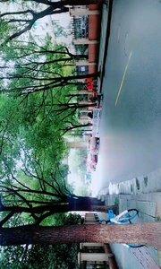 雨暂时停了