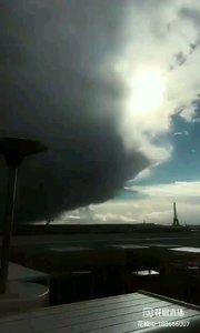 巴黎的天空