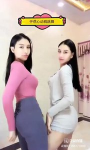#性感双胞胎