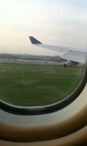 新加坡倒机飞机降落?