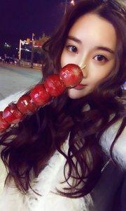 吃个  葫芦开心的不行?