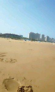 海上绿洲,青岛经常开发区金沙滩一日游!