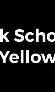 【架子鼓】Rock School 0 Yellow(带谱)-鼓手大飞 做个小调查-喜欢教学视频,还是纯表演歌曲视频#音乐达人认证