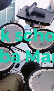 【架子鼓】rock school 1 Cuba MamaRock school架子鼓考级内容,多提意见,多交流#架子鼓