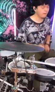 鼓手日常vlog( 0 x 0 )鼓手日常甩头vlog#在线耍酷我是认真的