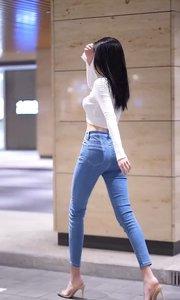 一般人是走不出这样气质,时尚穿搭,火辣身材、大长腿