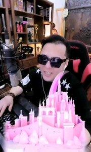 @老外没毛病(21491770)家今天是个城堡漫天飞的日子,画面不要太美了?