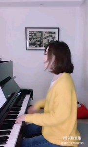 @杨枣枣??? @花椒热点 钢琴版《起风了》,太治愈了