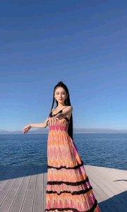 达坂湖的姑娘