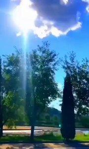 十一月,你好,  希望每個人的生活中都有光,  有太陽?   活成明亮又溫暖的模樣。 ?