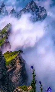 逼着你往前走的 不是前方梦想的微弱光芒 而是身后现实的万丈深渊。
