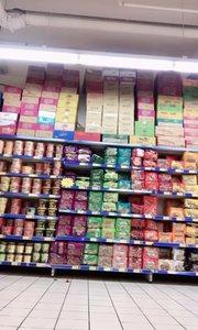 你们都是这样逛超市的嘛?嘿嘿~
