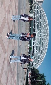 三个小【嘀~】的日常拍摄,又是一个值得纪念的舞蹈