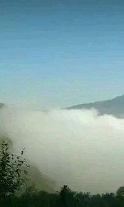 单车带你去旅行 云南普洱 墨江哈尼族自治县  213国道 烟雾缭绕#带着花椒去旅行