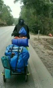 单车专带你去旅行 奔跑吧小伙伴#带着花椒去旅行