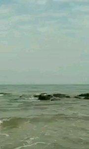 北海涠洲岛贝壳沙滩#户外动起来