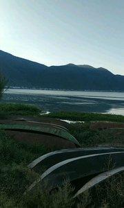 大理洱海苍山早上好#十一月打卡挑战