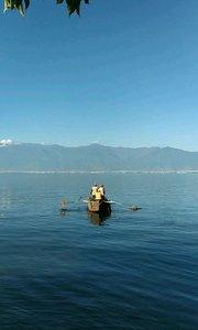 大理洱海最美的人 最美的景#十一月打卡挑战