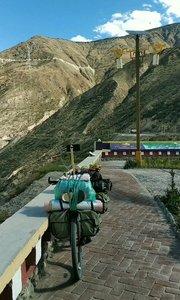 川藏线 西藏第一村 西松贡村#又嗨又野在玩乐