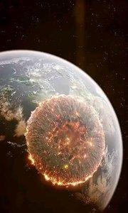 请爱护我们的地球