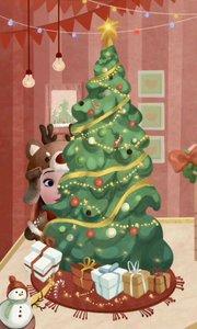 ??传说中的平安夜(ღ˘⌣˘ღ) 圣诞节谁来陪我啊。。。