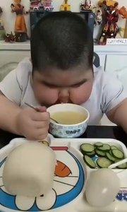 看到他吃,真是好饿呀????#美食不能少