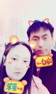 我们在天津摩天轮!祝大家2018年国外情人节和中国春节快乐!?