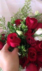 男朋友送的花?不要丢,还可以这样#古风之美