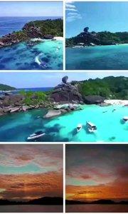 世界之旅8:泰国普吉岛斯米兰