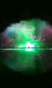 无锡拈花湾灯光秀2