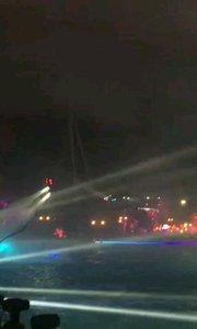 珠海长隆海洋王国2:音乐喷泉