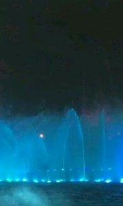 珠海长隆海洋王国3:音乐喷泉+表演
