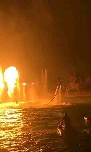 珠海长隆海洋王国续集6:音乐喷泉+表演