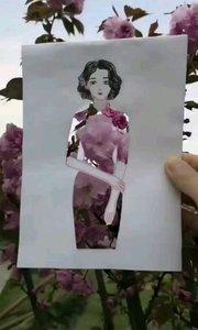 百变旗袍,美