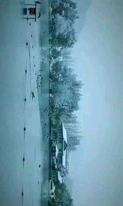 雪中西湖美景:欲把西湖比西子,浓妆淡抹总相宜!