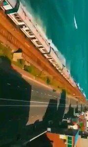 斯里兰卡小火车