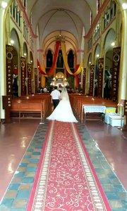 教堂婚礼现场版