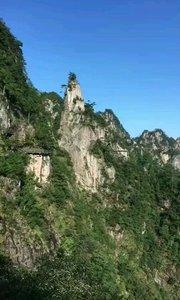 浙江杭州临安大明山美景